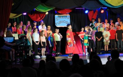 """Kindermusical """"Zirkus Furioso"""" von Peter Schindler – Impressionen der Aufführungen"""