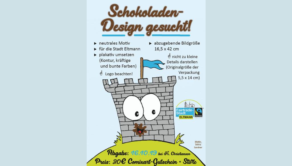 Designwettbewerb Schokolade