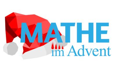 Mathe im Advent – wir tüfteln mit beim Adventskalender der anderen Art.