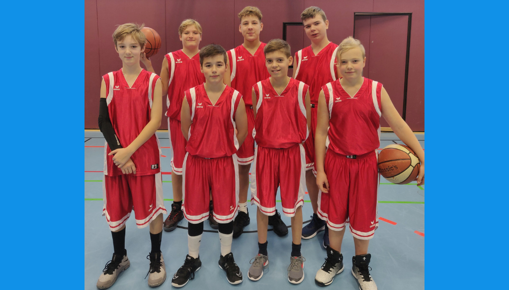 Kreisfinale Basketball in Ebern