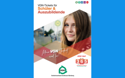 Presse-Information 365-Euro-Ticket VGN