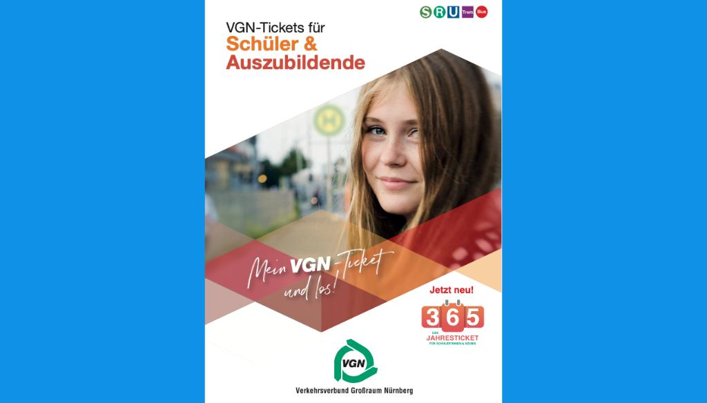 Presse-Information 365-Euro-Ticket VGN