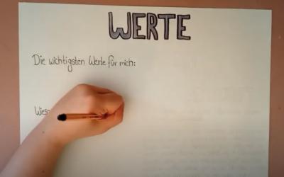 """""""Leinen los und Werteschiffchen ahoi!"""""""